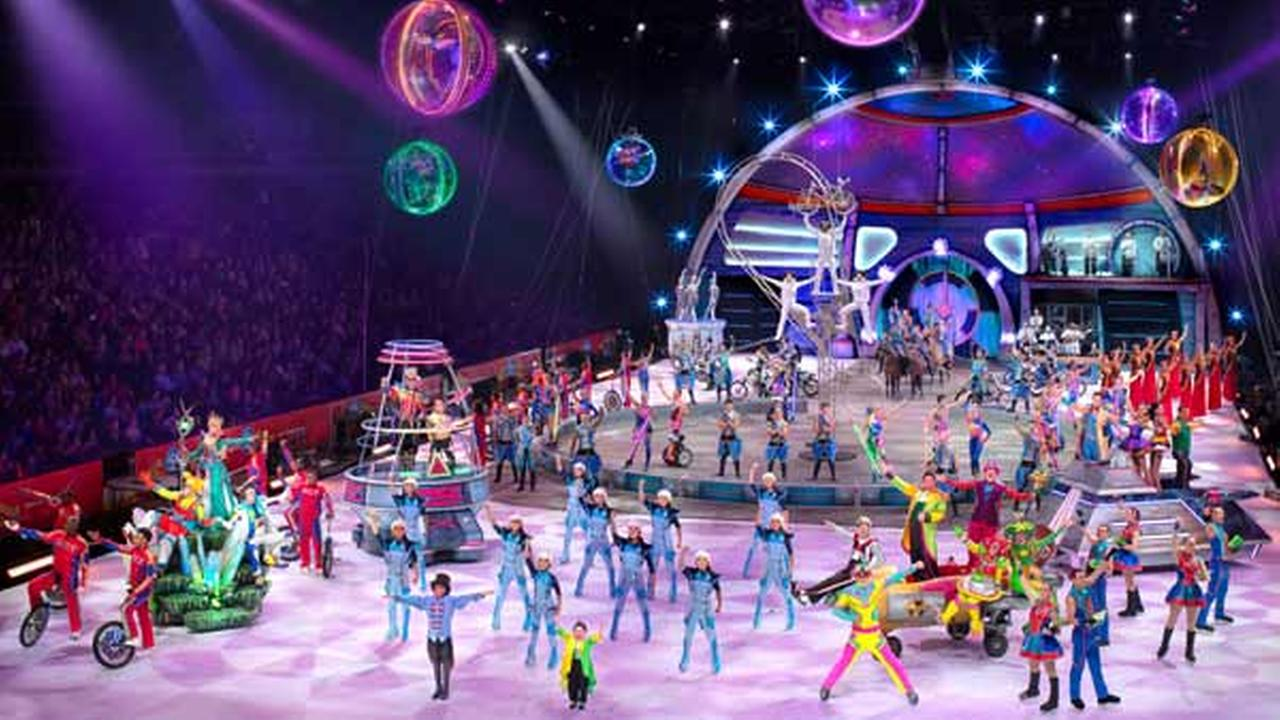 Ringling Bros. Celebrates 146 Years in NYC