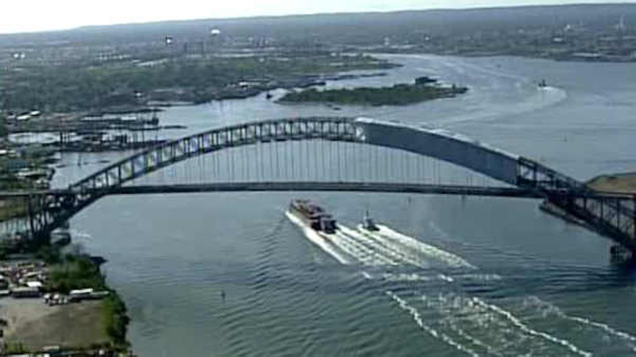 Newly raised Bayonne Bridge to open to drivers Monday