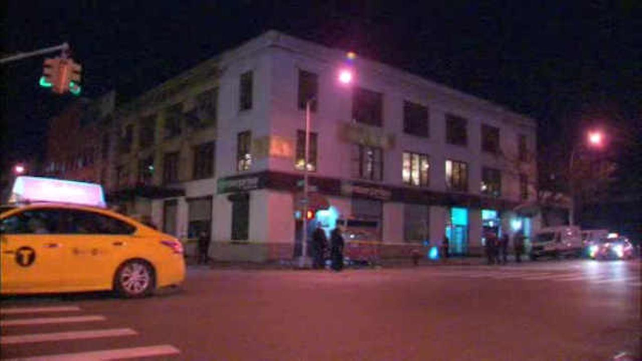 A man was shot outside the Ink 48 hotel.