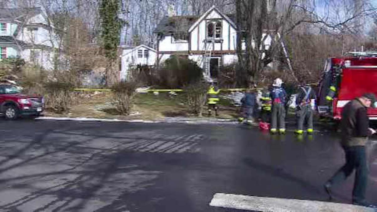A woman died in a fire in her Norwalk, Connecticut home.
