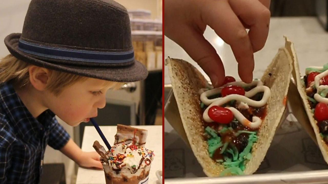 Pop-Tarts pop-up cafe creates crazy concoctions