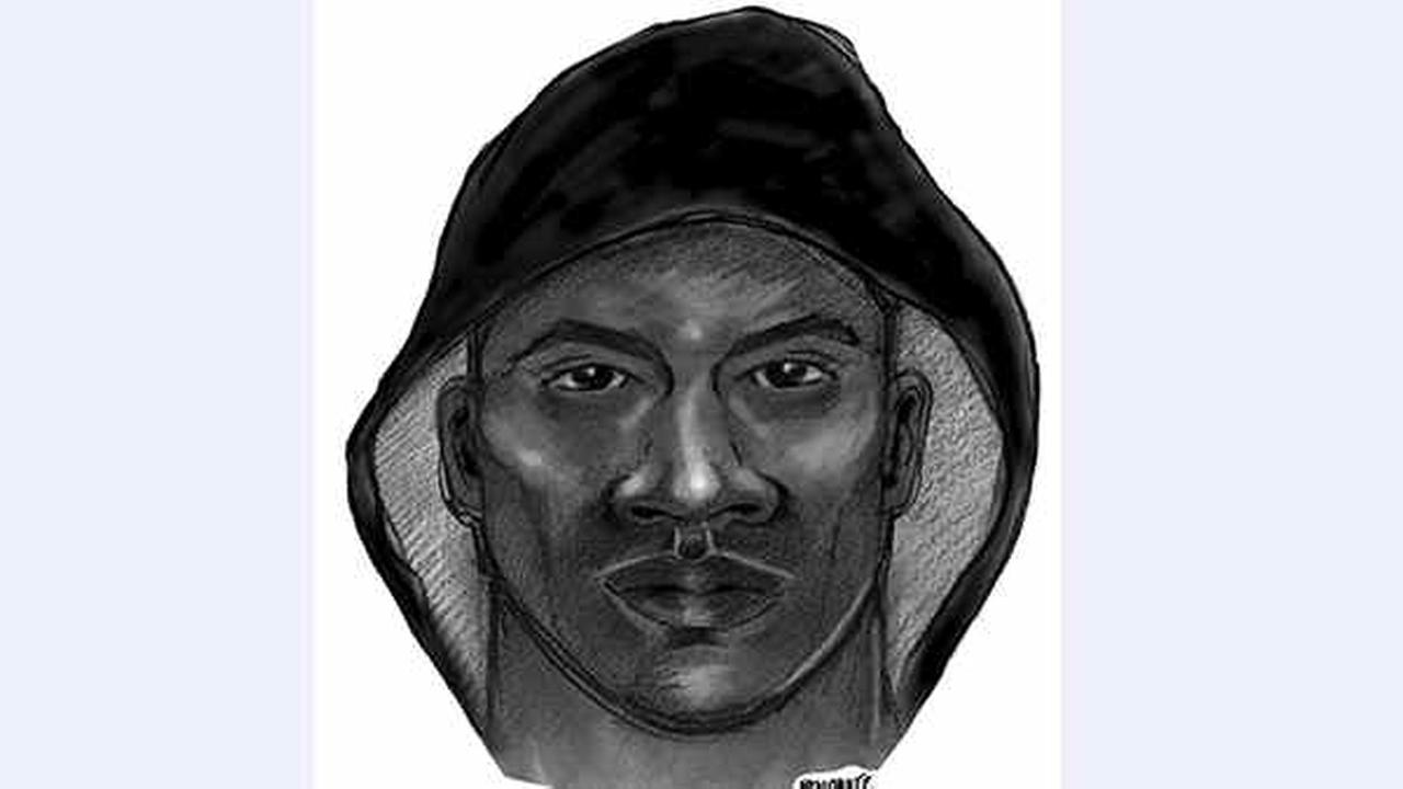 The suspect in an attempted rape is described as a black man, about 20-25 years of age, 5 feet 9 inches to 5 feet 11 inches, and 170-190 pounds.