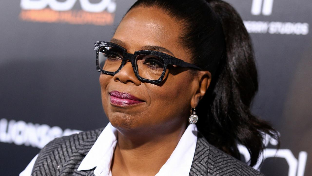 n this Oct. 17, 2016 file photo, Oprah Winfrey attends the world premiere of BOO! A Madea Halloween in Los Angeles.