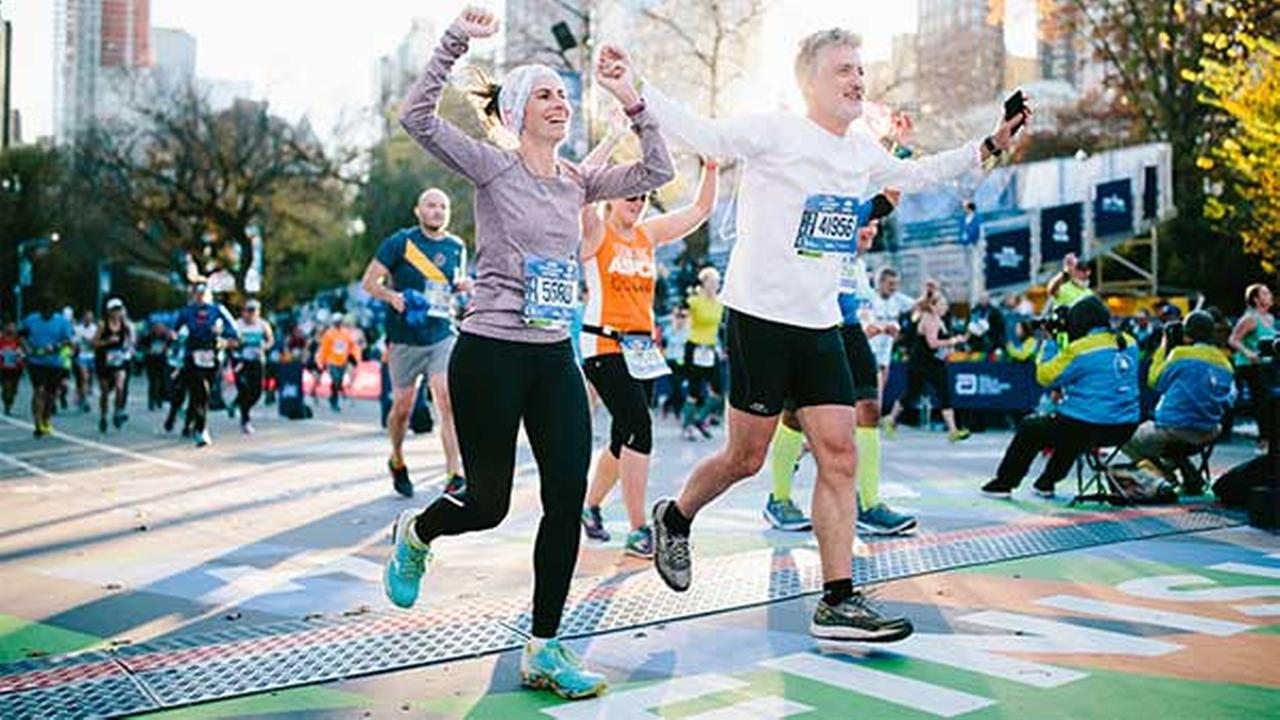 It's 'Drawing Day'for the TCS New York City Marathon