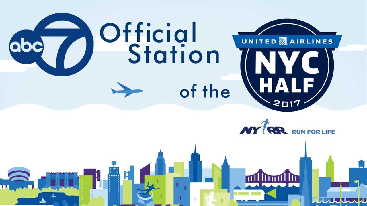 United Airlines NYC Half Marathon street closures