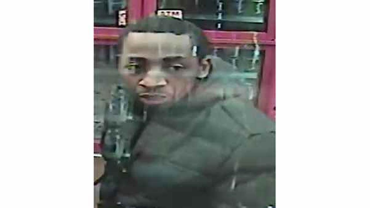 This man is wanted in two knife attacks in Crown Heights.