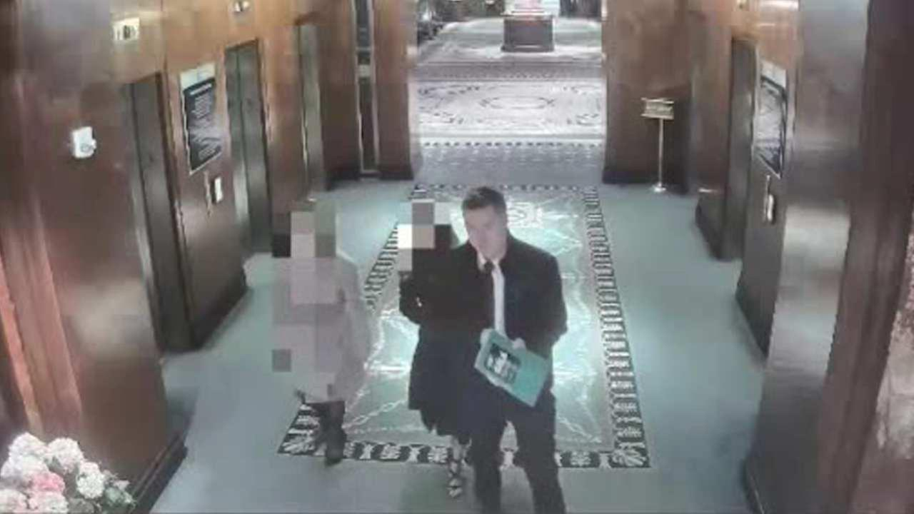 Thief Who Stole Plaque Turns Himself in at Waldorf Astoria