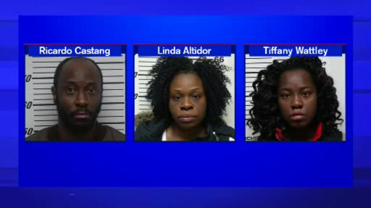 Police charge 3 people in nationwide fraud scheme targeting the elderly