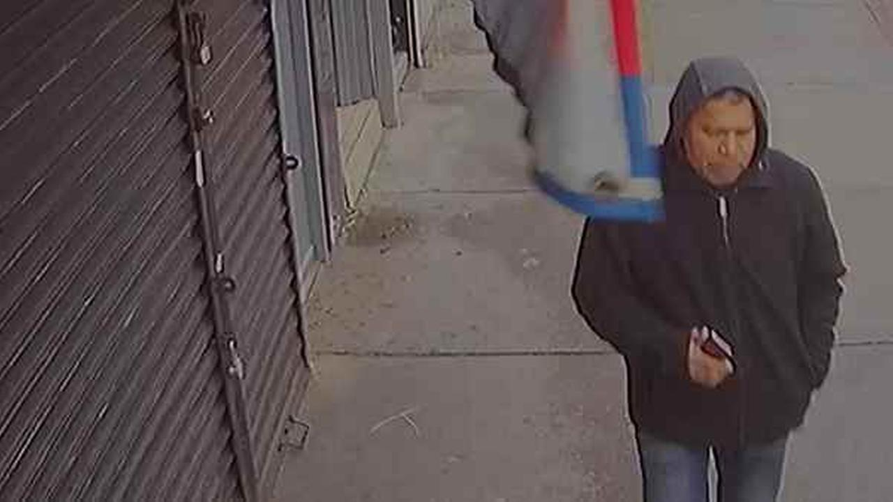Police are looking for a man who they say followed an 11-year-old girl to school in Queens.