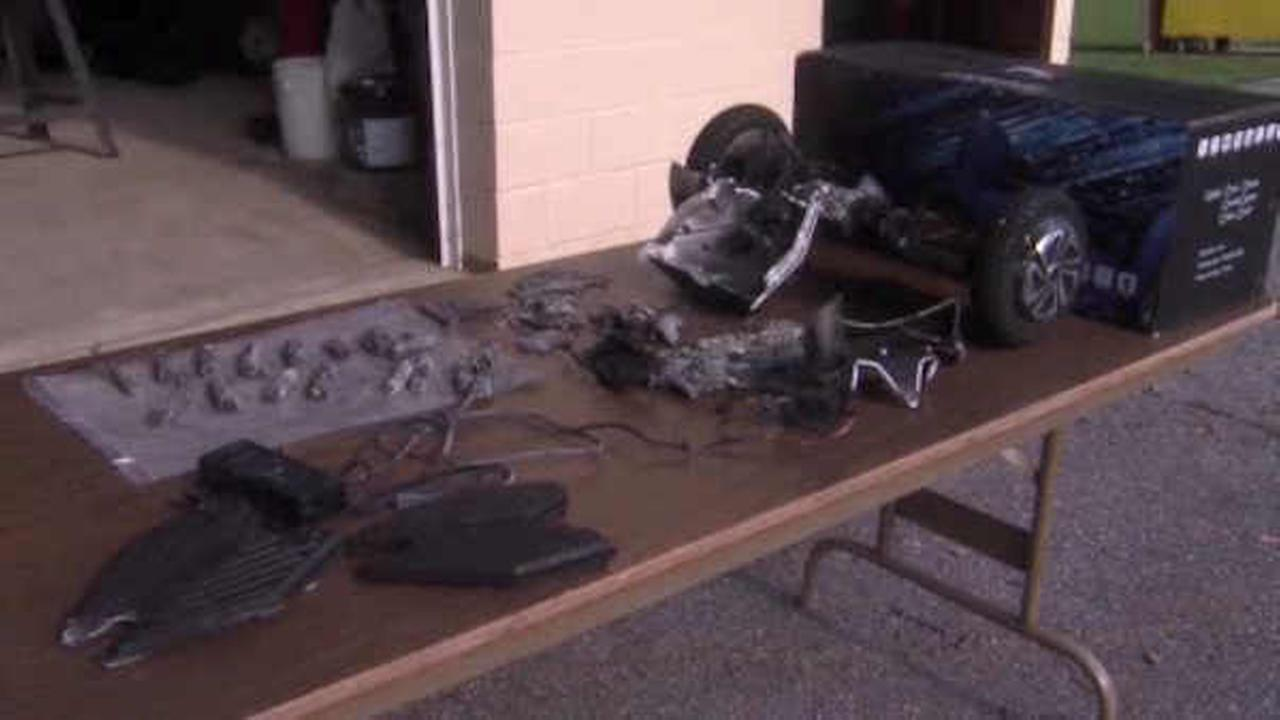 Hoverboard eyed in fire that killed toddler, critically hurt 2 in Pennsylvania
