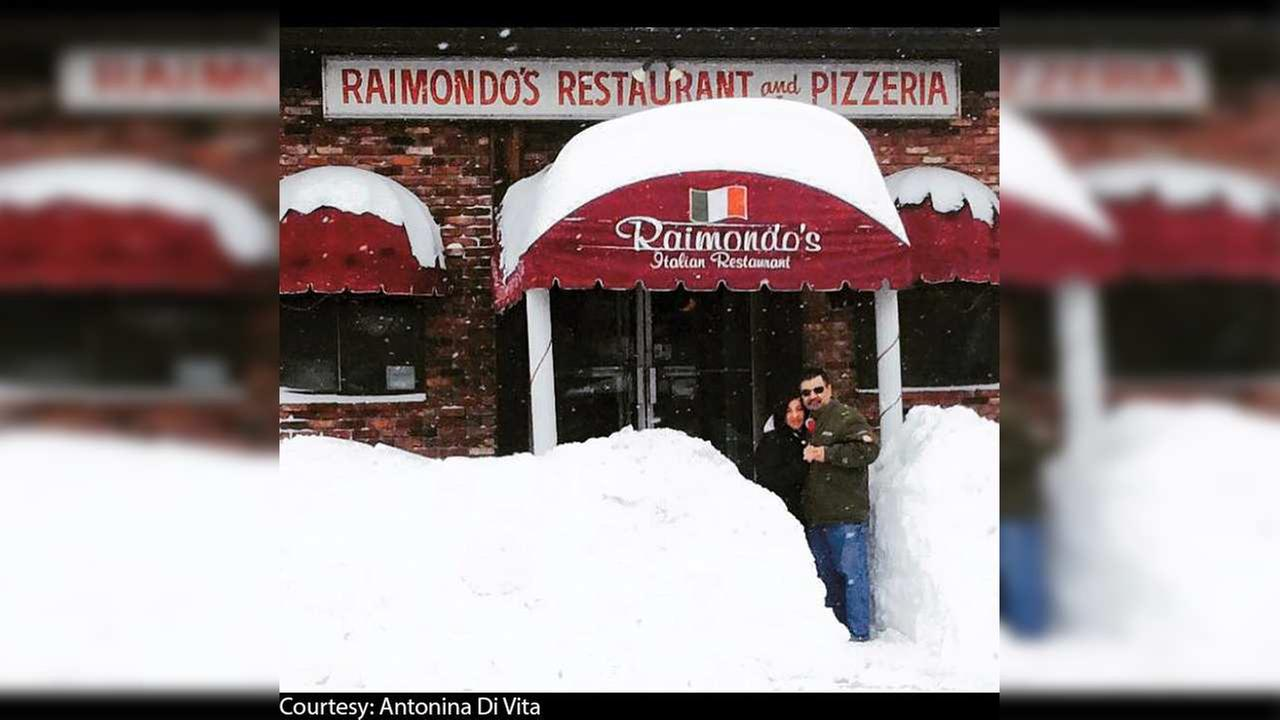 Nor'easter couldn't close one Sullivan County pizza shop