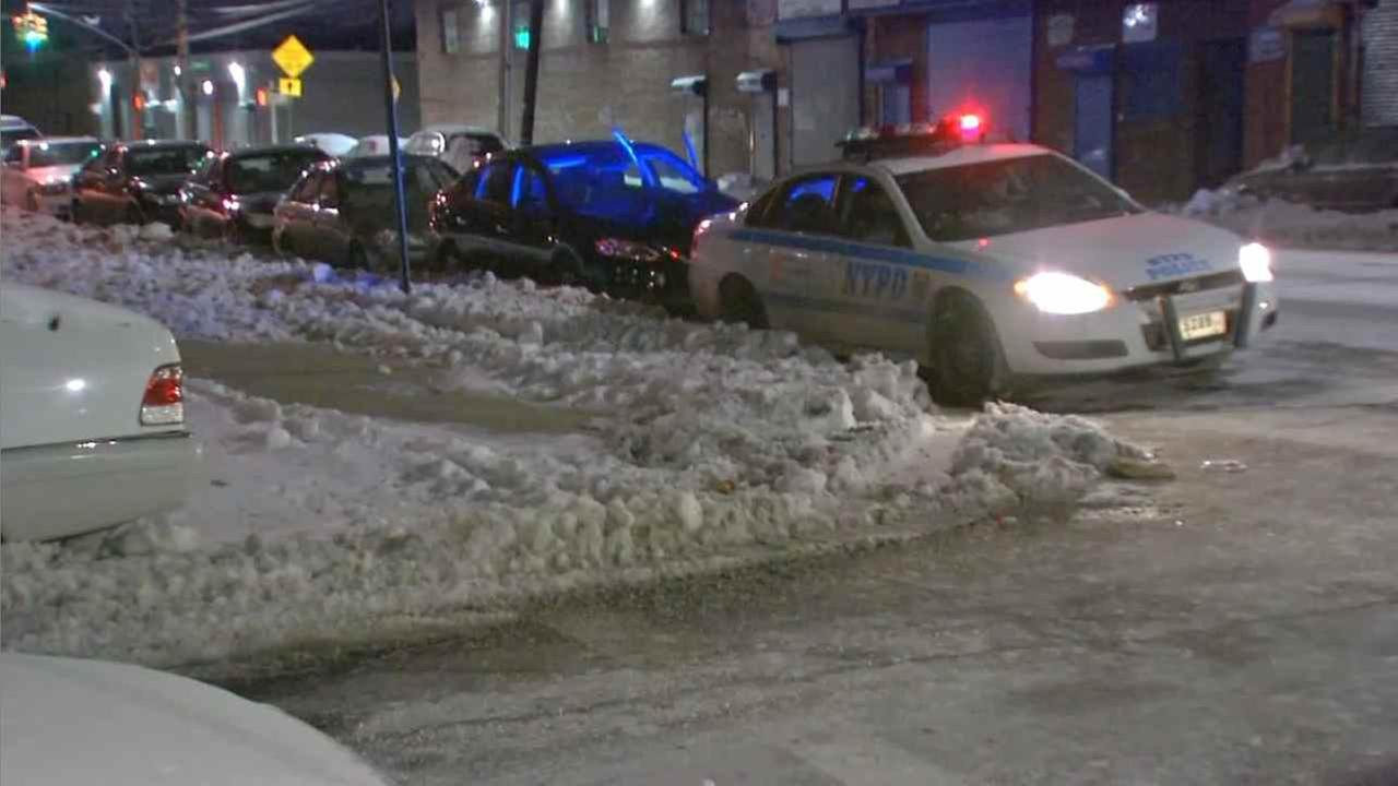 Trevon Dickens was found shot in the head by a snowplow driver Wednesday in East Flatbush.