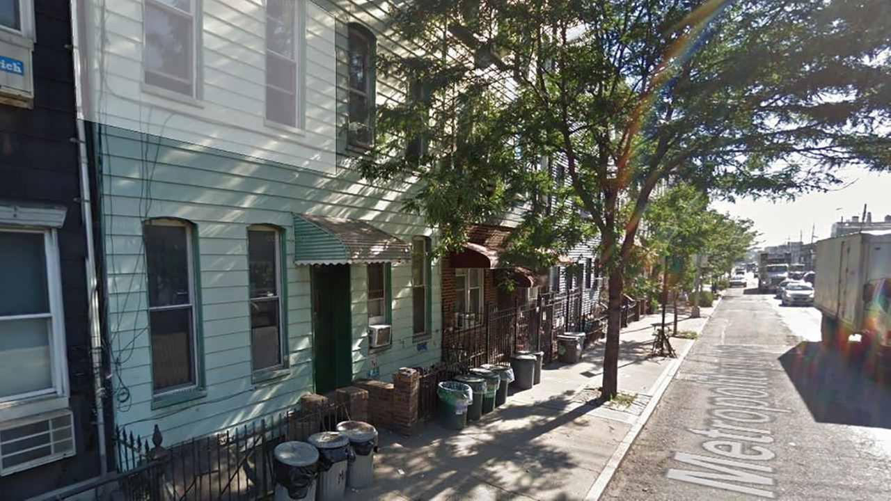 Metropolitan Avenue in East Williamsburg