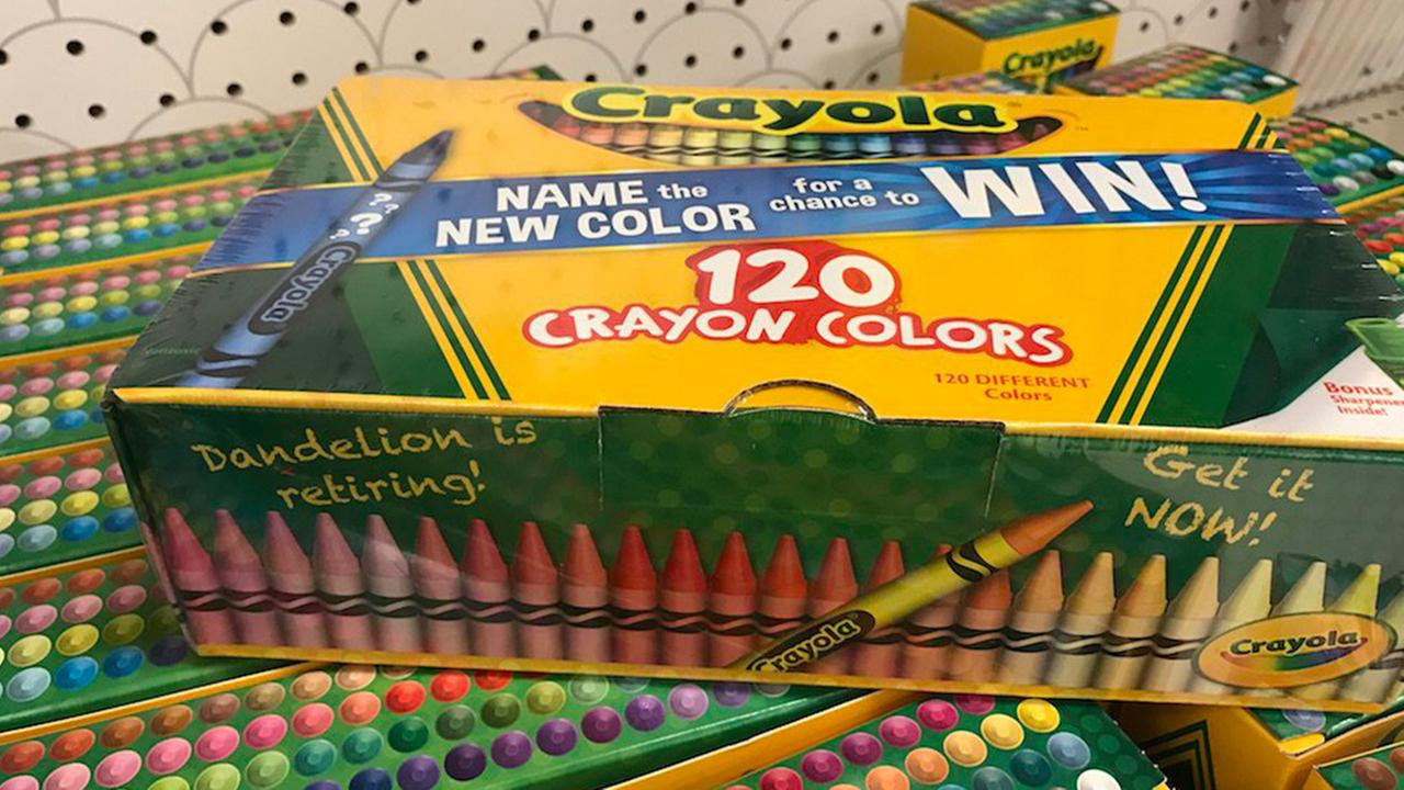 crayola makes early retirement announcement