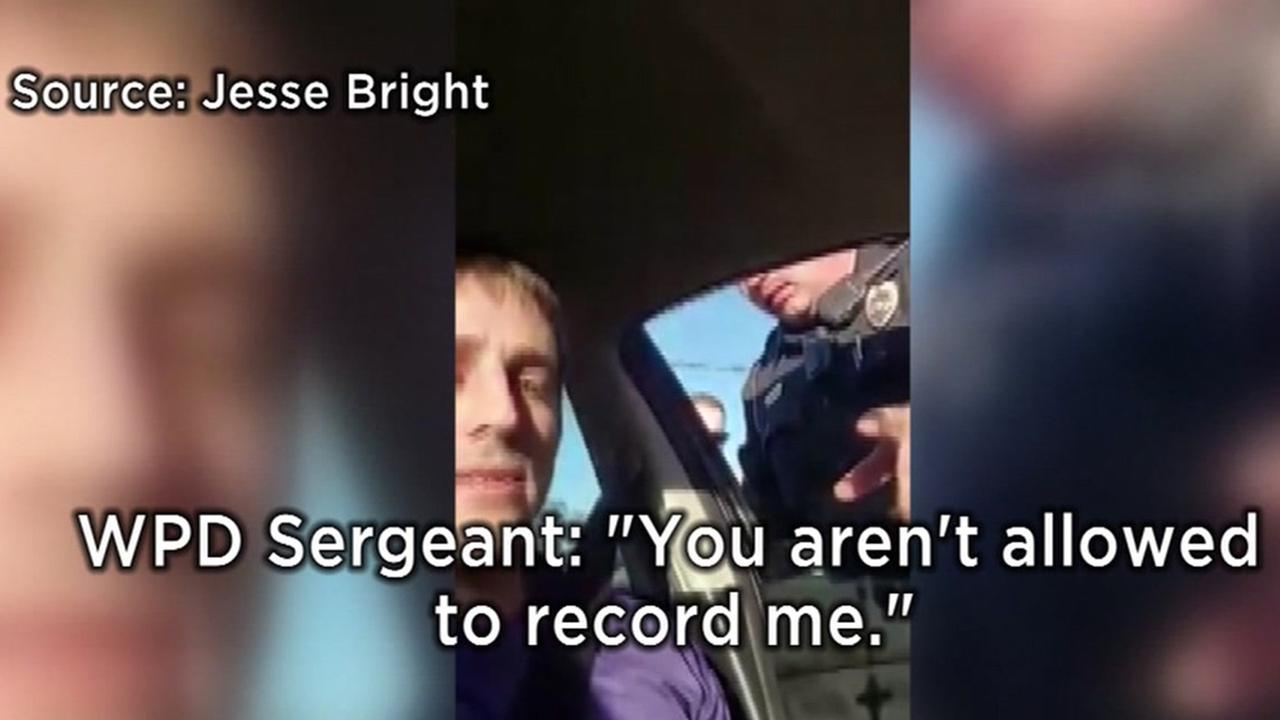 North Carolina officer demoted after telling Uber driver/lawyer he couldn't record police