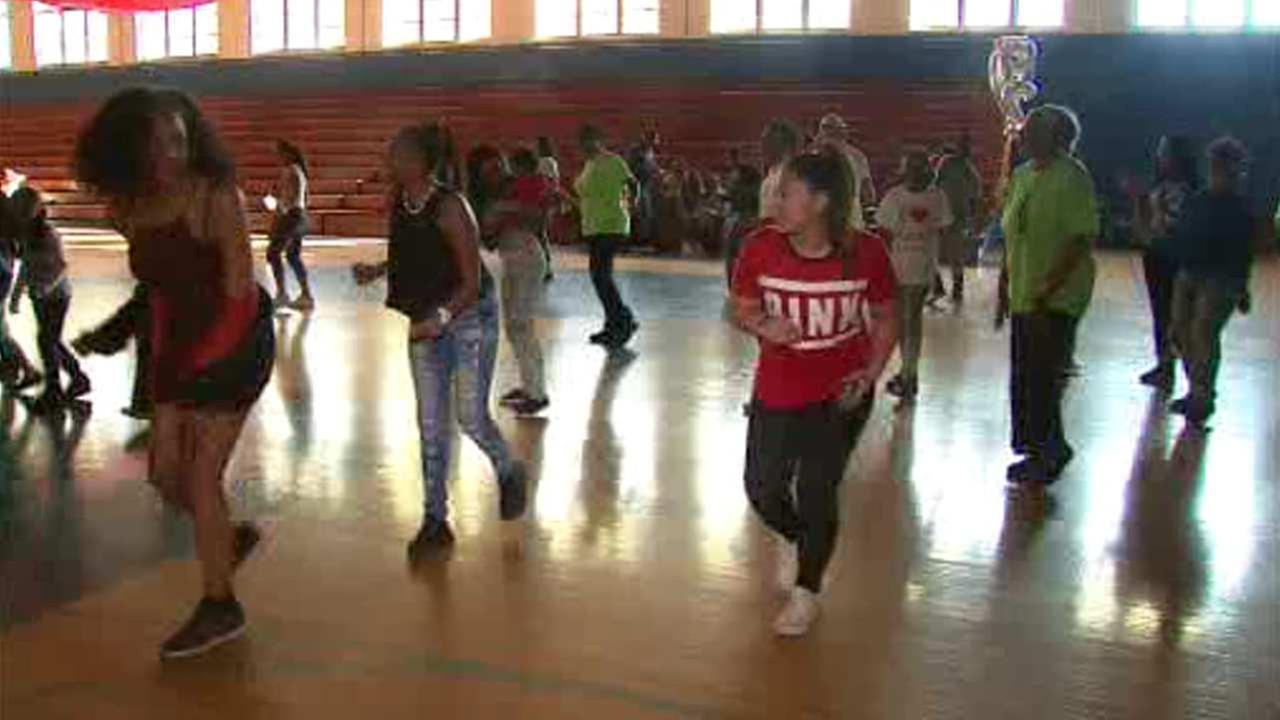 12-hour dance-a-thon held to save Marist High School from closure