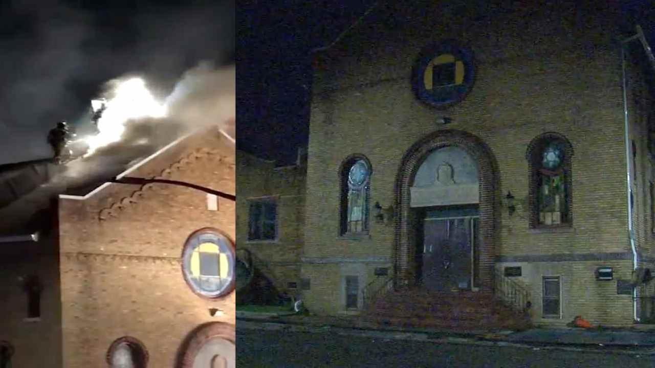 A fire broke out inside the Congregation Kneses Israel of Seagate synagogue.