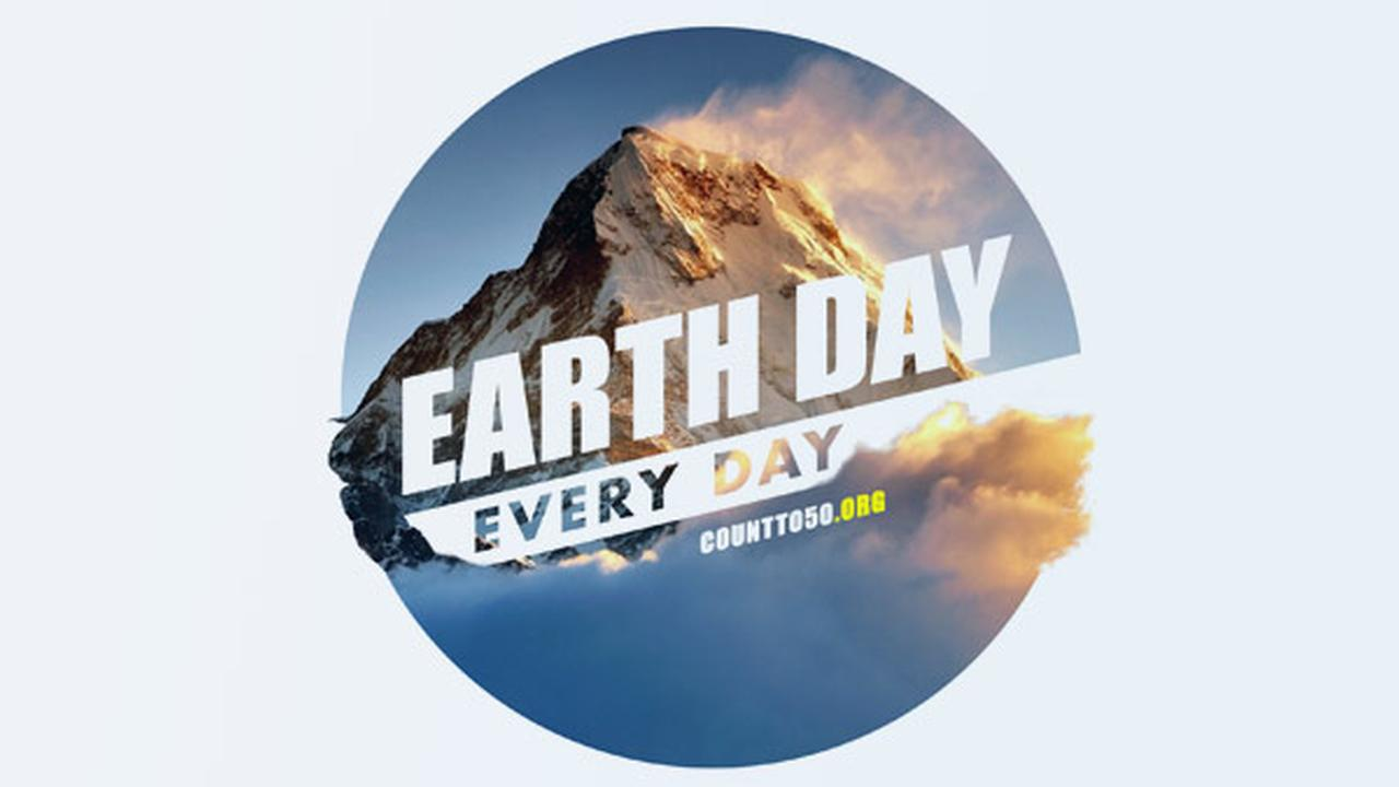 Earth Day 50th Anniversary Campaign Urges Nationwide Switch to Clean Energy