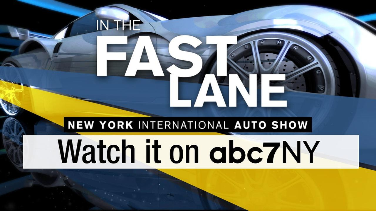 New York International Auto Show: Watch it here on abc7NY!