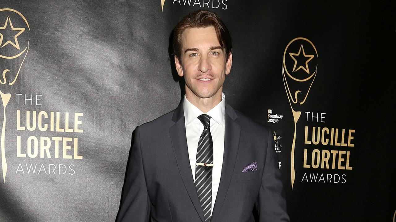 In this May 10, 2015 file photo, Andy Karl attends the 30th Annual Lucille Lortel Awards at the NYU Skirball Center in New York