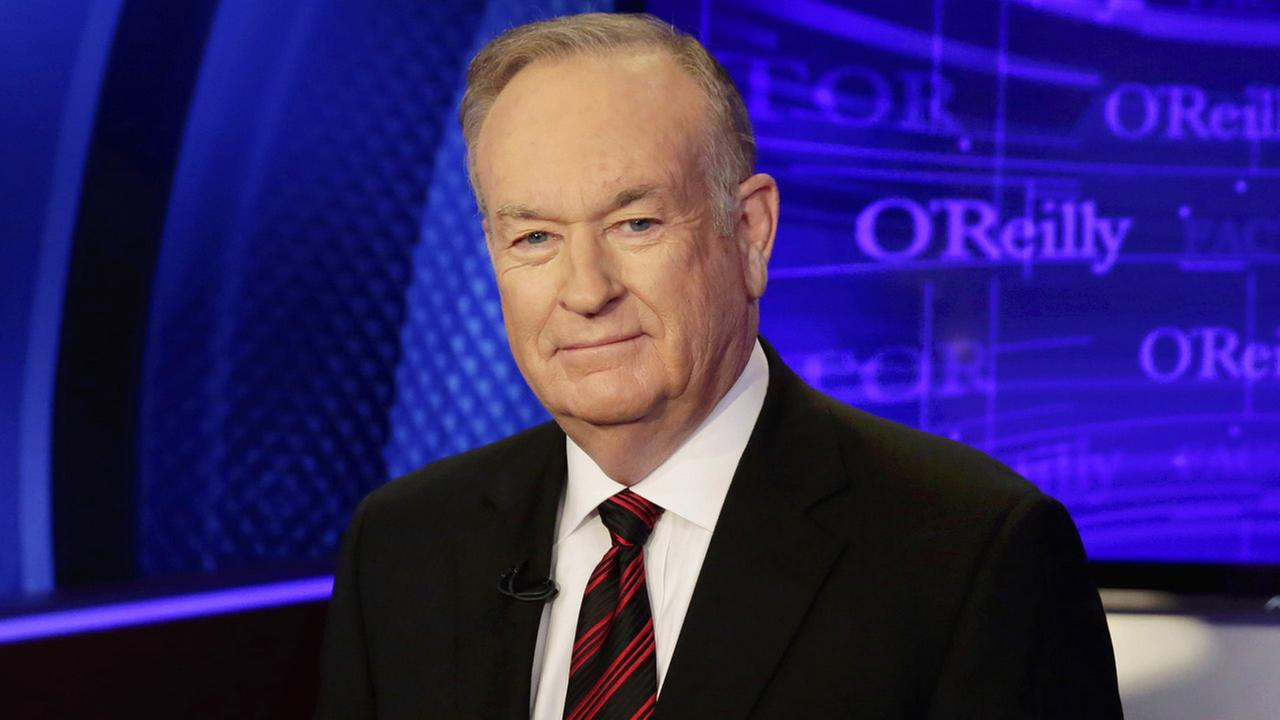Macmillan backs Bill O'Reilly after Fox News sacking