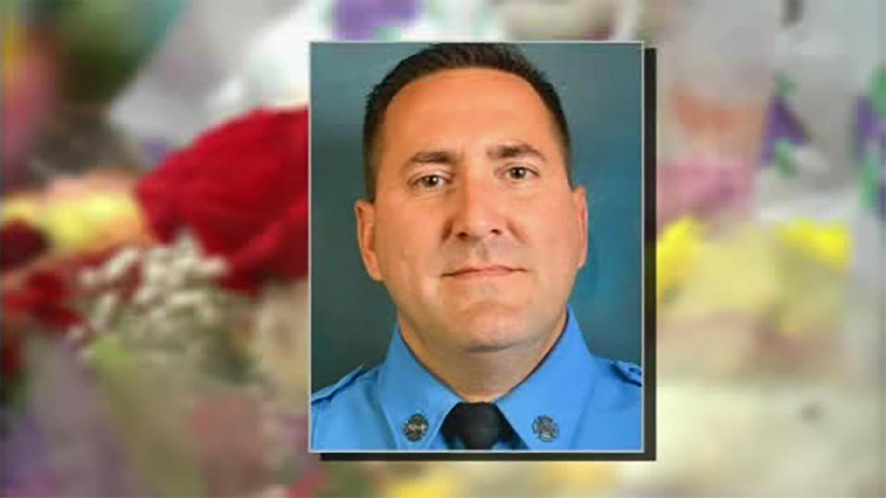 NYC firefighter's widow gets help to pay off mortgage