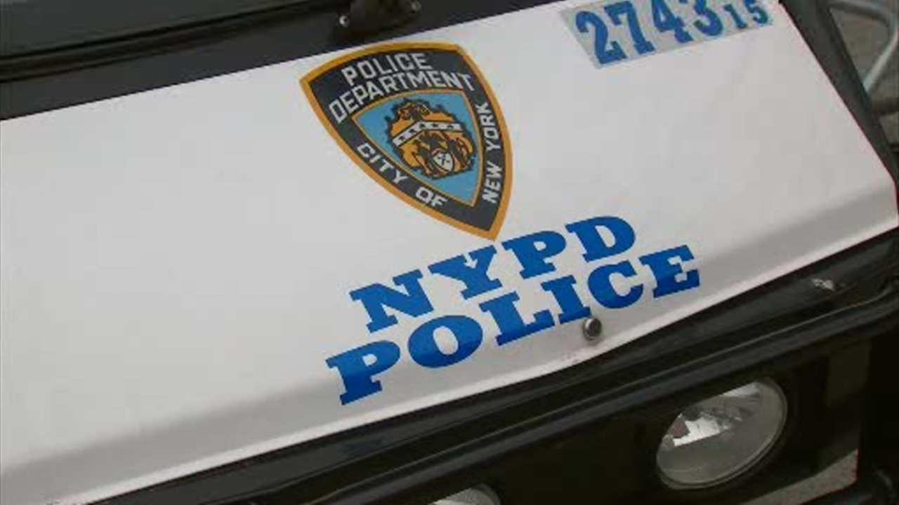 NYPD officers bust two men for allegedly impersonating officers