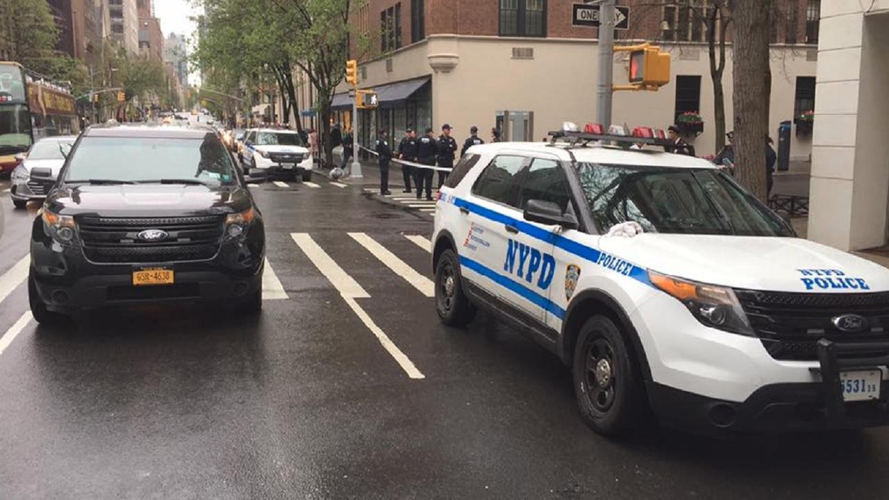 Bomb scare forces evacuation of French Consulate on Upper East Side