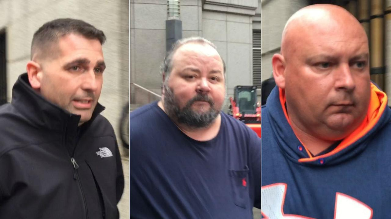 3 retired NYPD officers among 5 arrested in ongoing gun permit probe