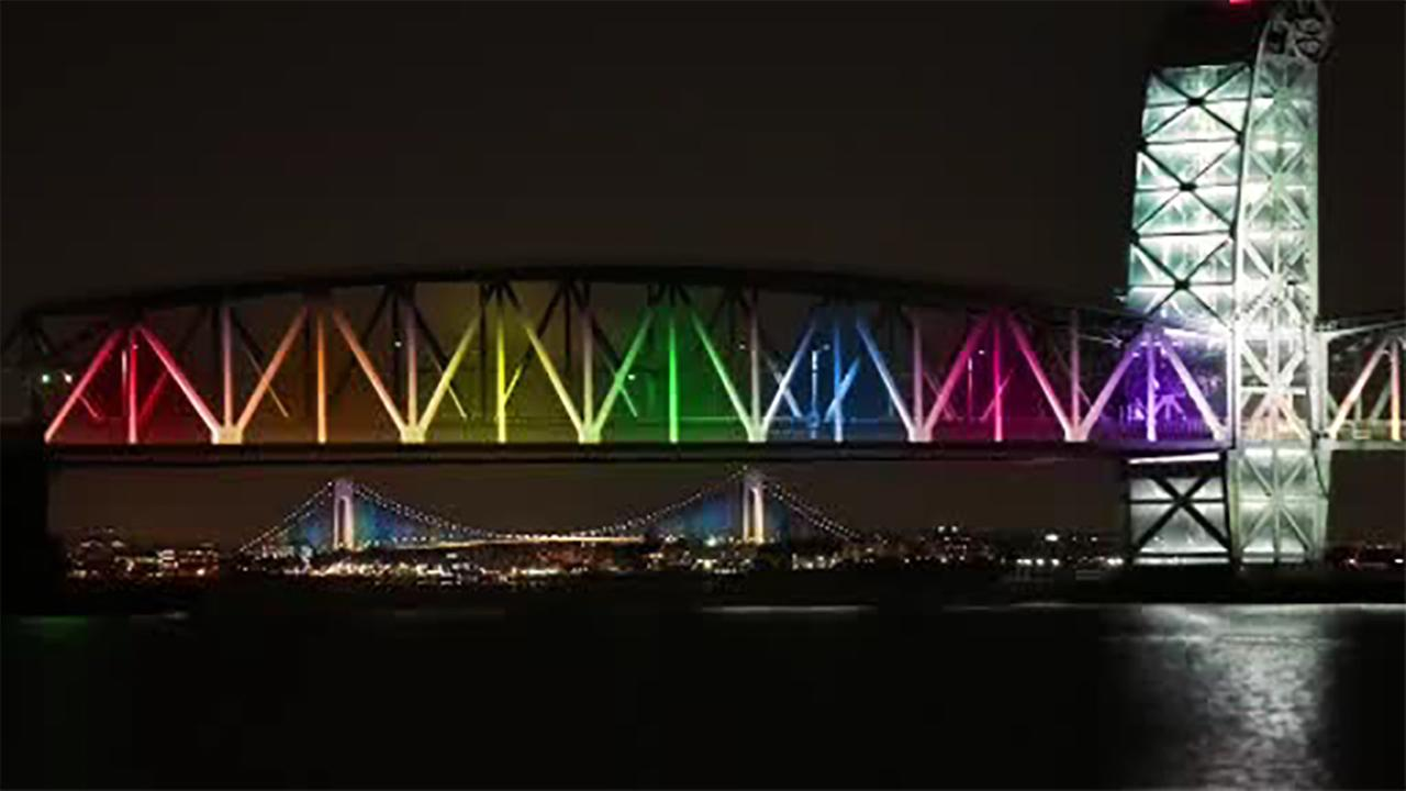 Kosciuszko Bridge opens tomorrow with a light show