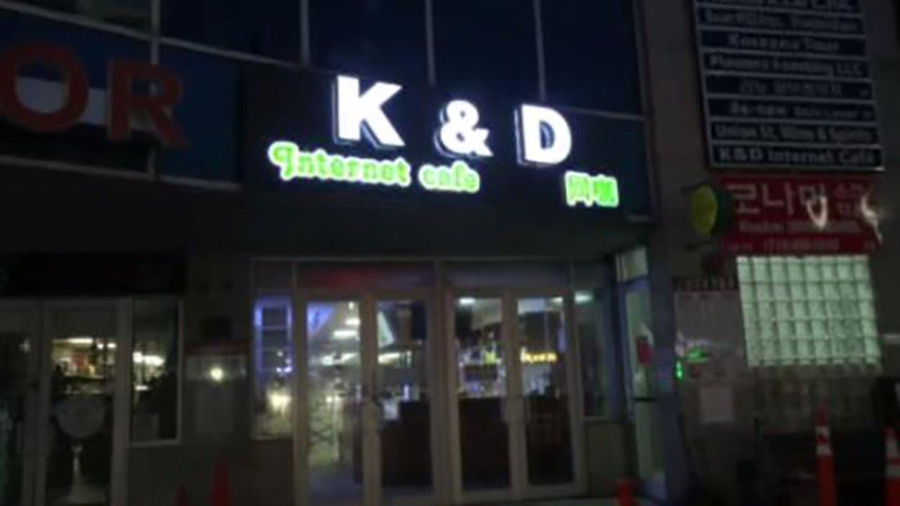 Customer in Queens internet café fatally stabbed by another patron after argument