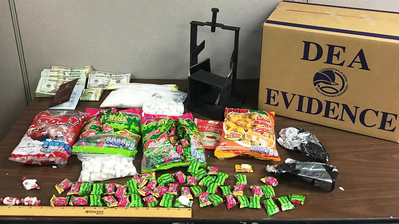 NYPD: Queens man found with 12 pounds of cocaine packaged as candy