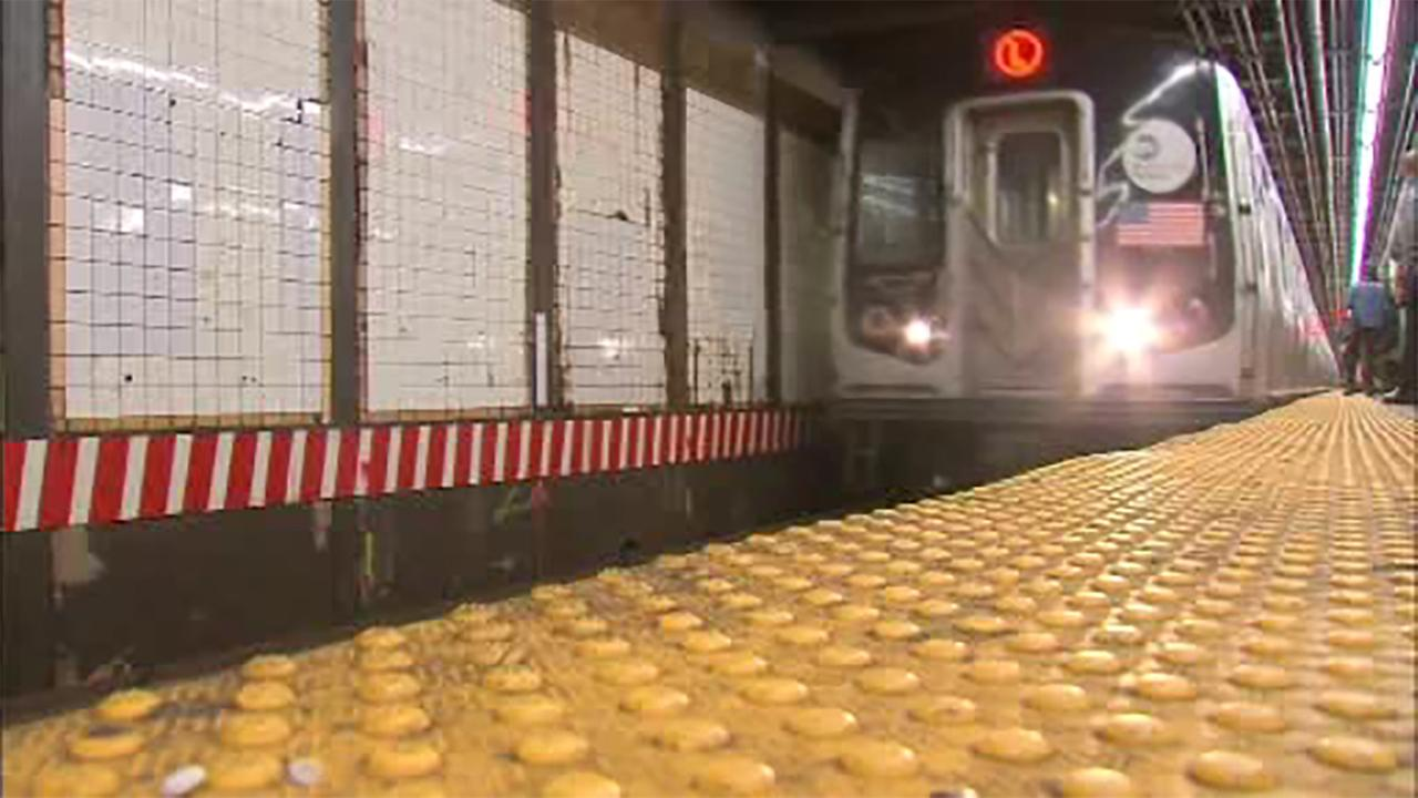 MTA suspends L train line this weekend to repair damages caused by Hurricane Sandy