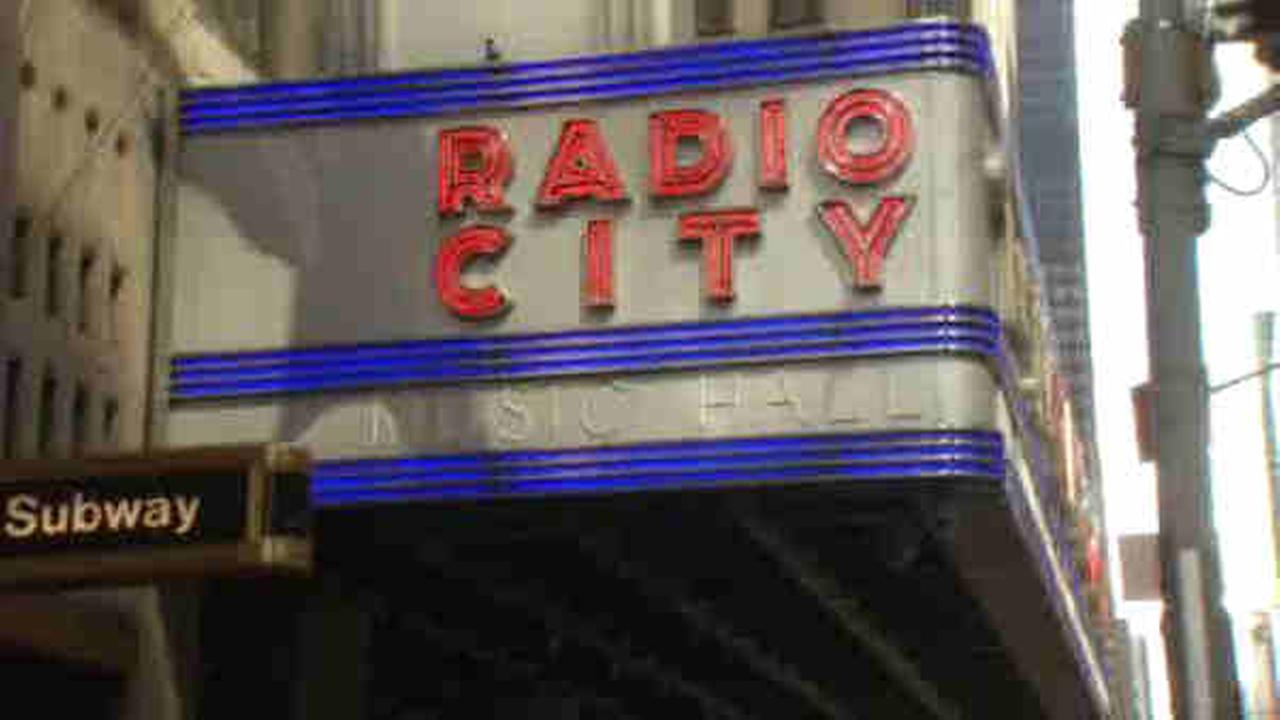 nfl draft radio city music hall