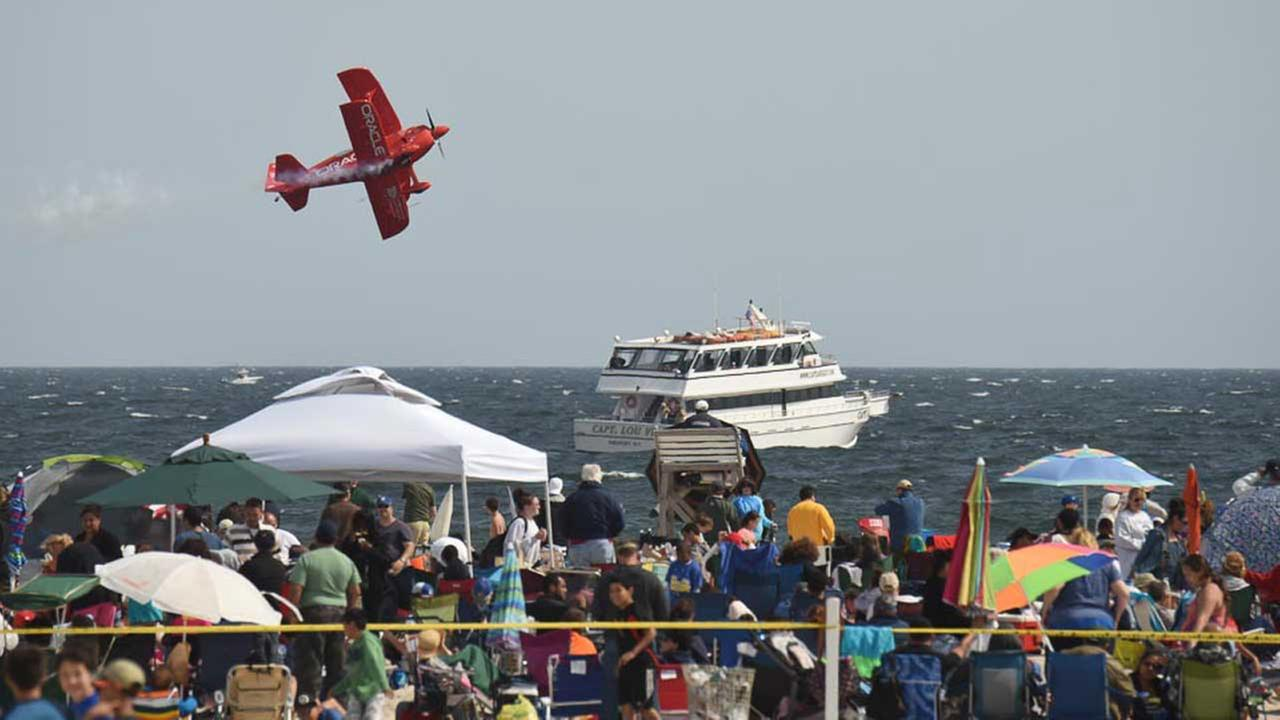 Performers From Previous Bethpage Air Shows