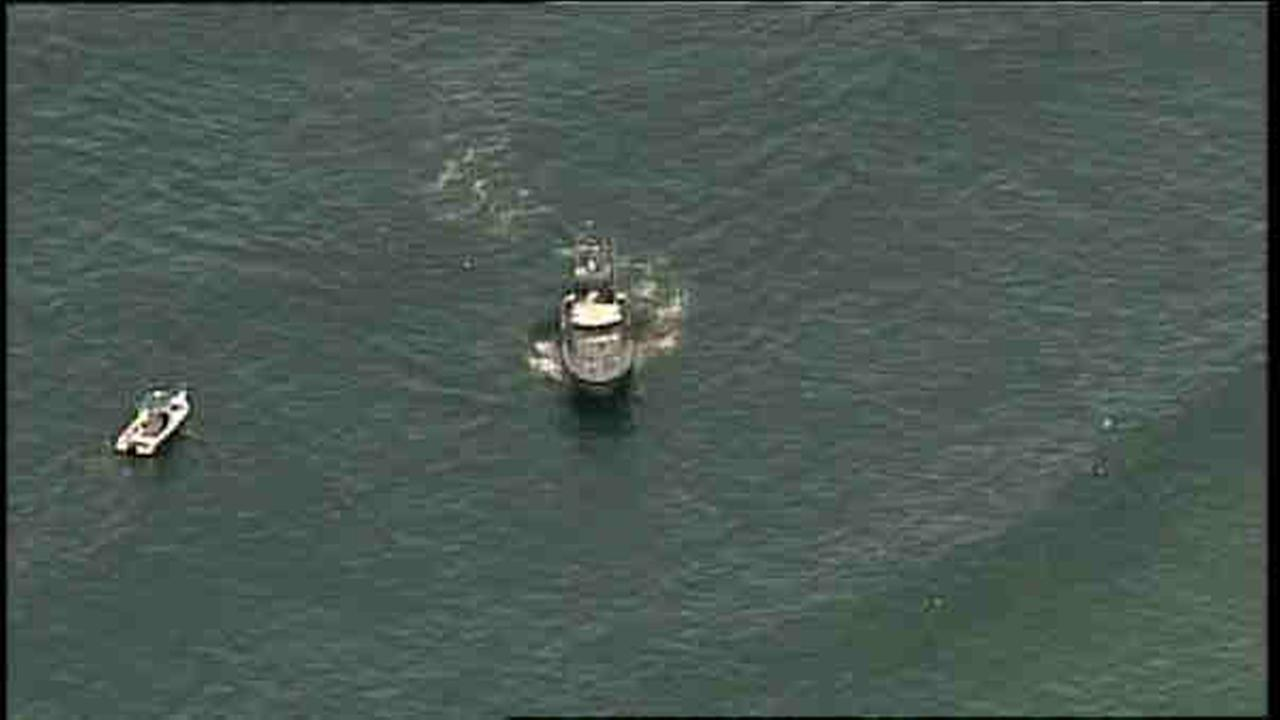 Body found where missing swimmer disappeared off Island Beach State Park