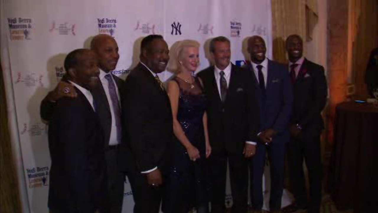 Yogi Berra Museum Awards held in NYC