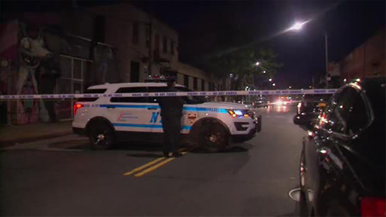 Police cruiser hits bicyclist while responding to assault in East Williamsburg, Brooklyn