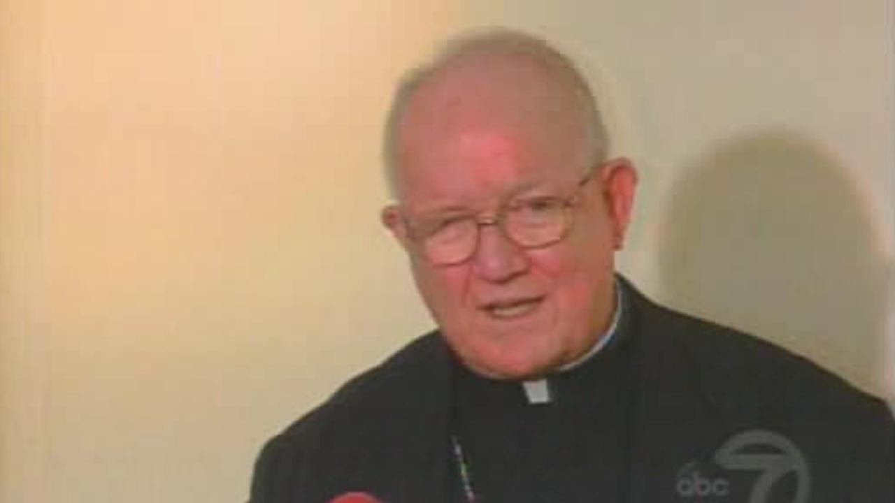 Bishop Emeritus Thomas Daily of Brooklyn dies at age 89
