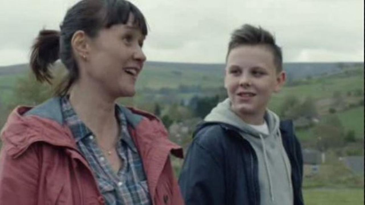 An ad in the UK for McDonalds is being criticized by child bereavement groups.
