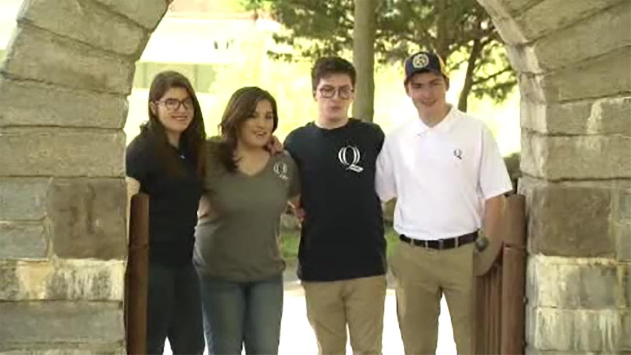 Connecticut quadruplets head to Quinnipiac University this fall