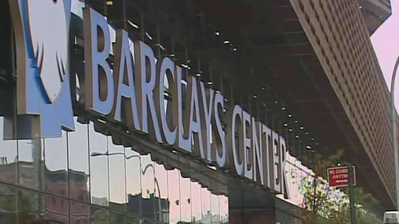Barclays Center in Brooklyn
