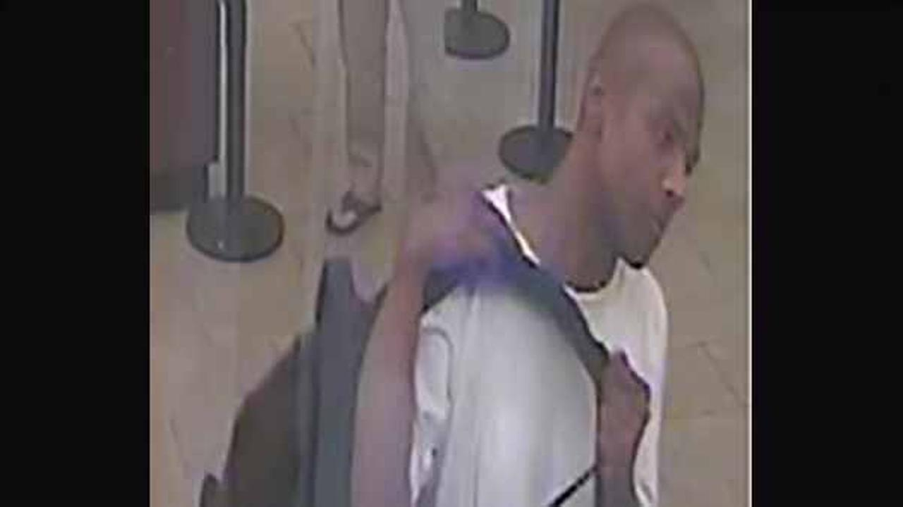 Police are looking for a suspect in two robberies at the same Upper East Side bank within a matter of weeks.