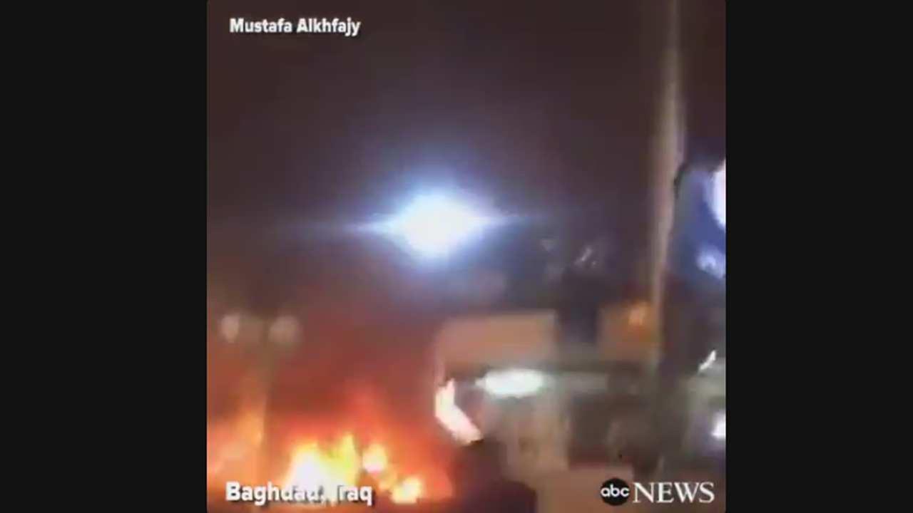 Baghdad bomb blast leaves 10 people dead, 22 others hurt