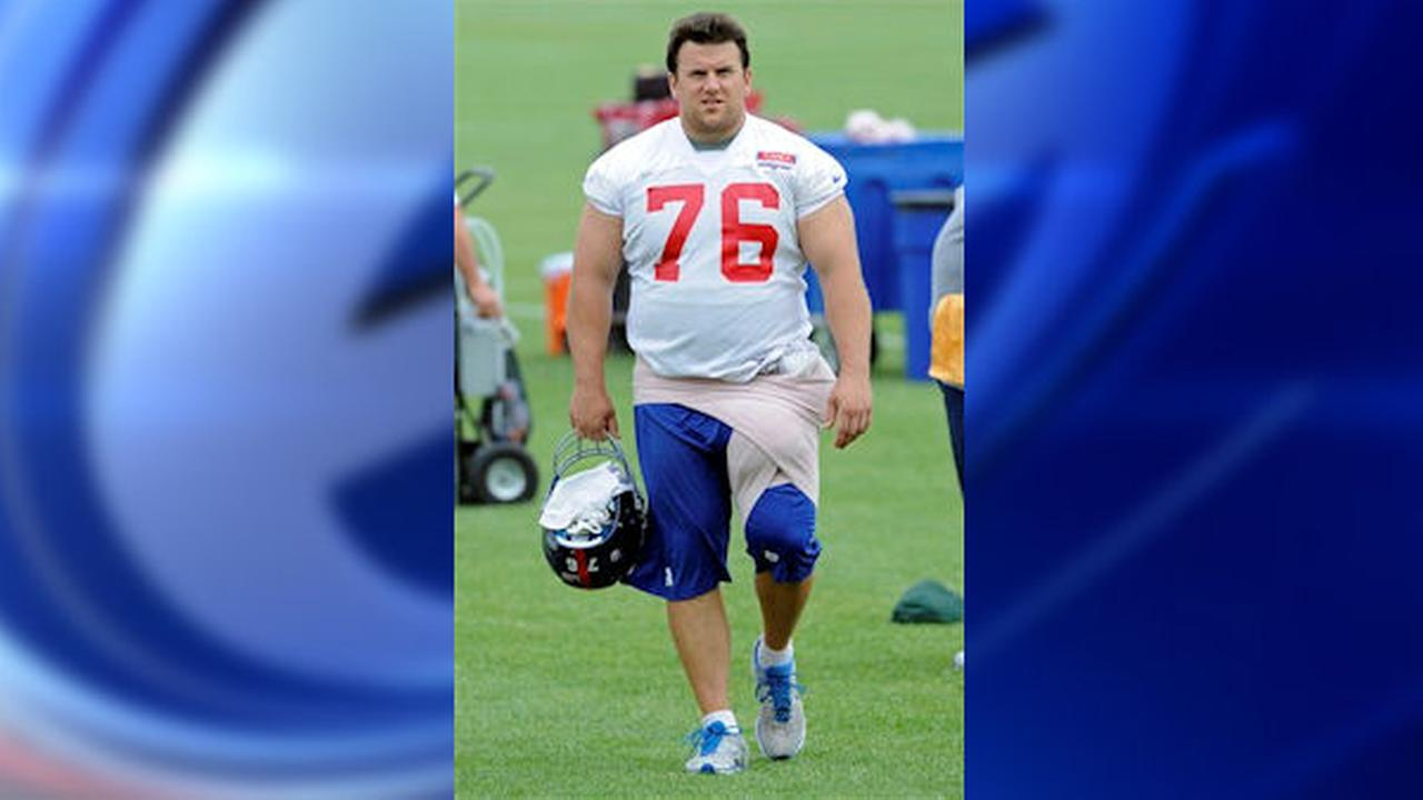 Chris Snee retires