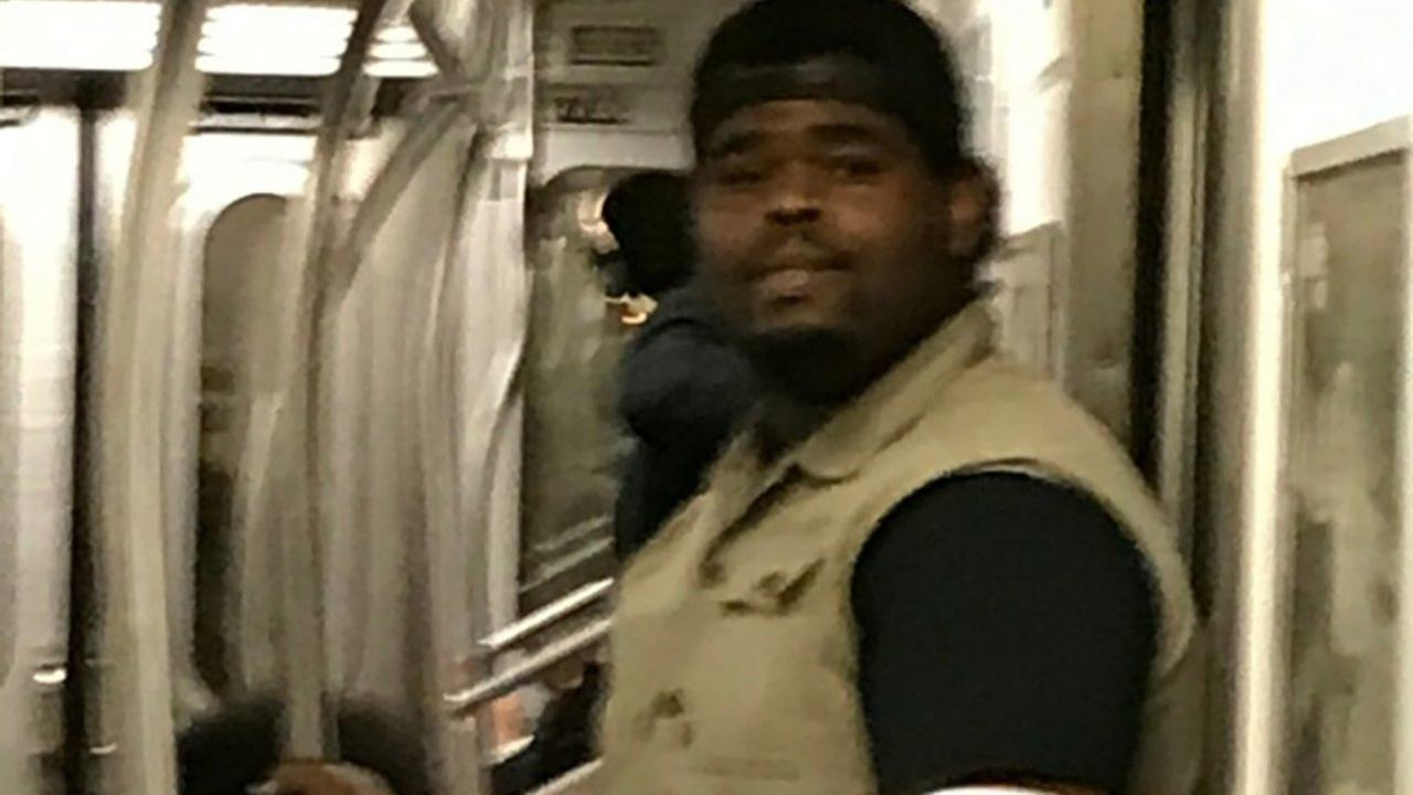 Police are looking for a man after an apparent bias attack on a subway in Brooklyn.