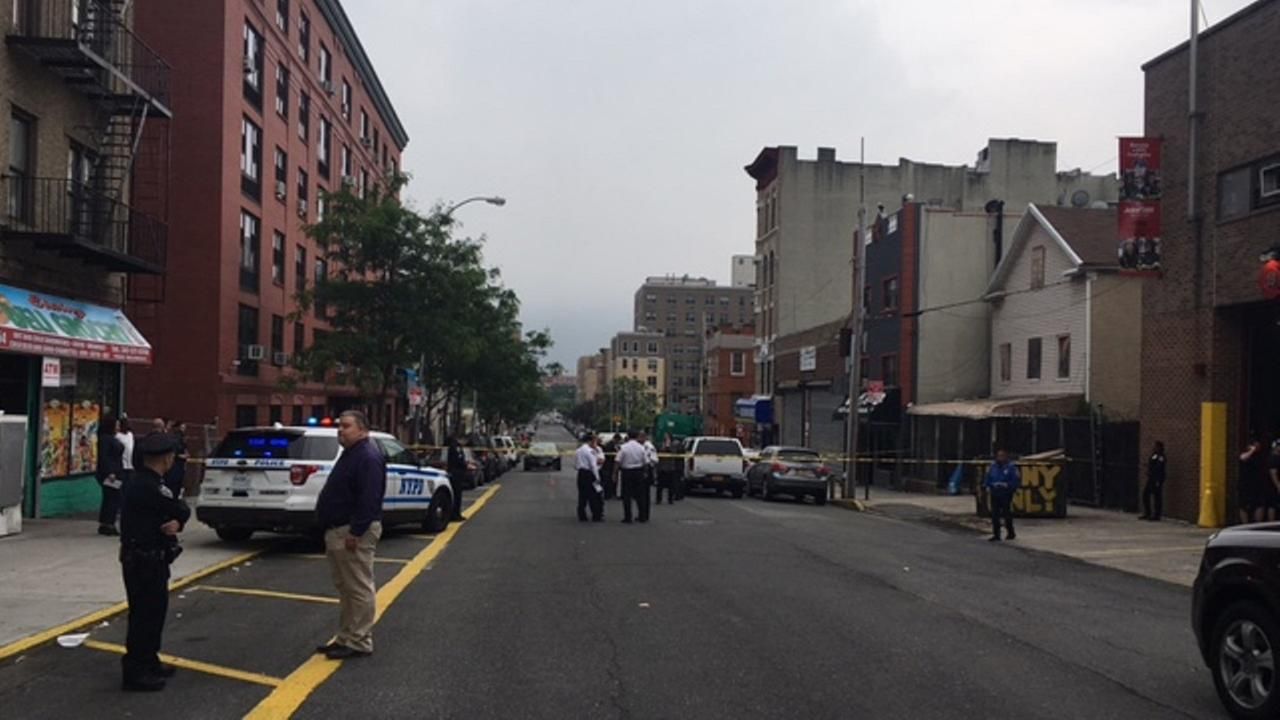 5-year-old boy shot in the Bronx