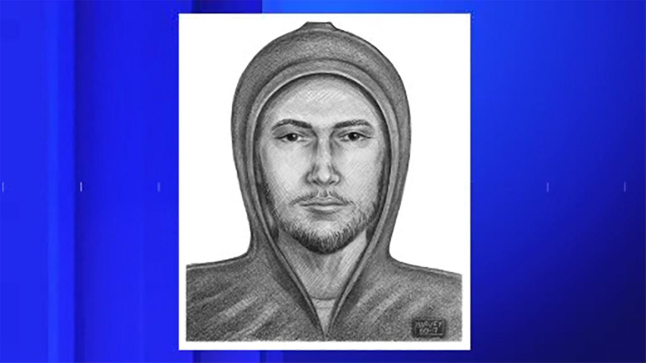 Sketch of suspect wanted for attempted rape in the Bronx