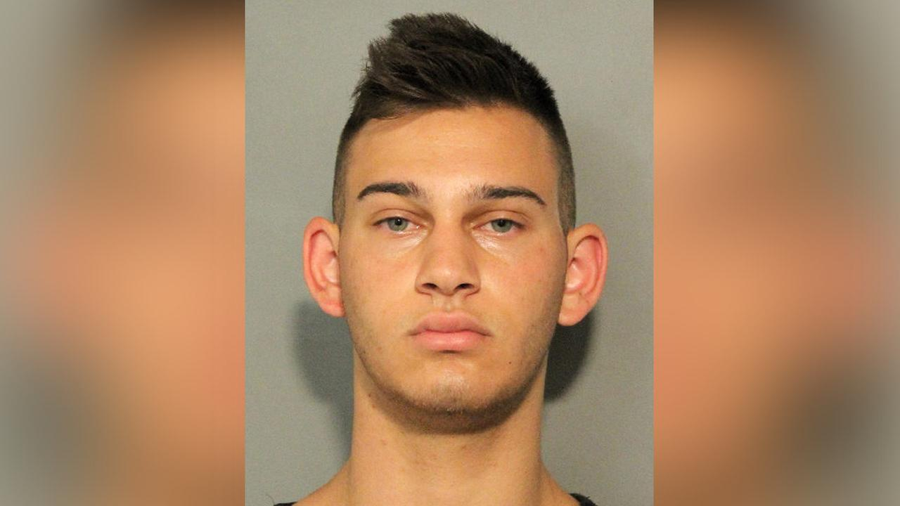 Anthony Vas, 17, of Merrick, NY