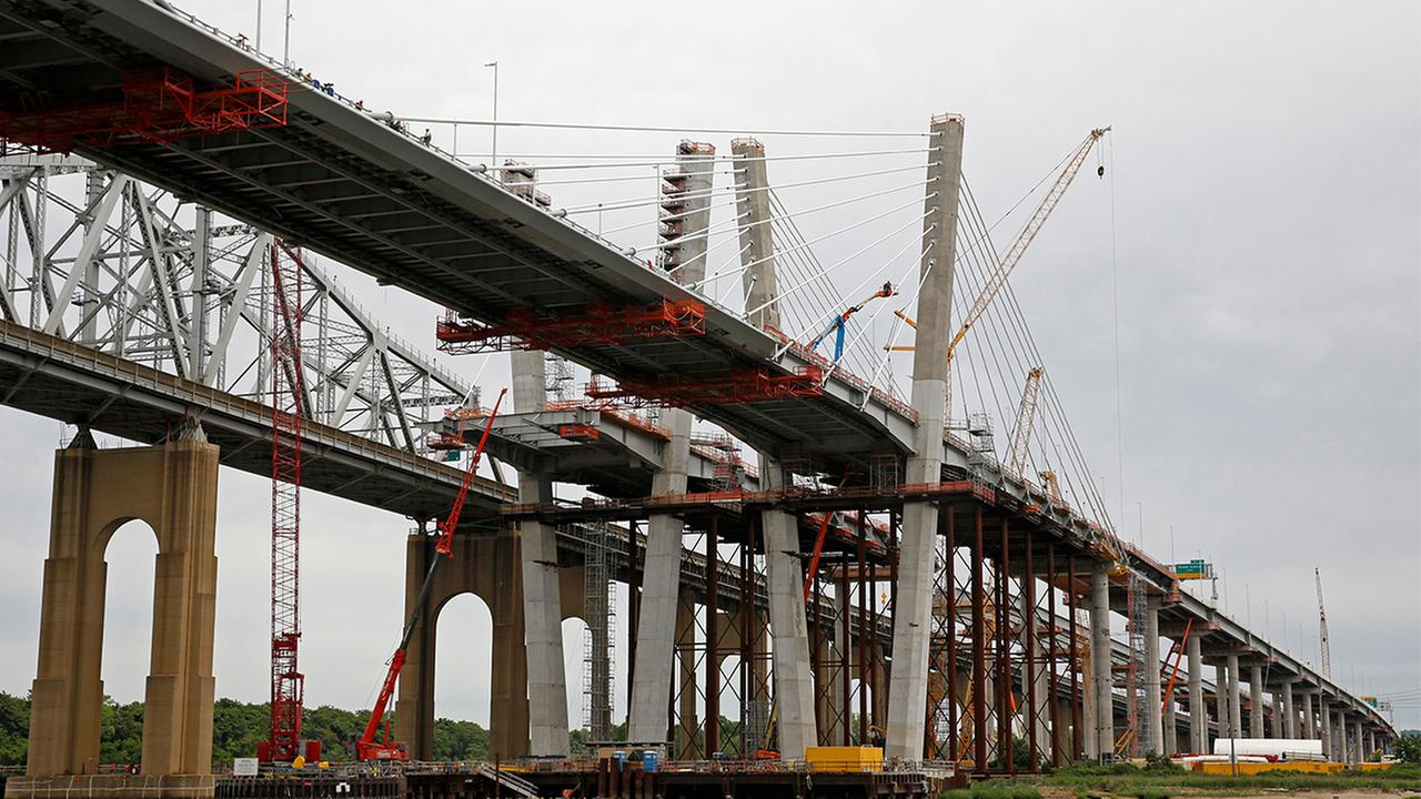 New bridge replacing 89-year-old New Jersey-New York span
